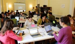 Author: Mar Rocabert http://www.elperiodico.com/es/noticias/europa/mensajes-sobre-trascendencia-las-elecciones-europeas-inundan-red-con-etiqueta-occupyep2014-3279690